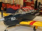 TOP FLITE T-34 BOB RIPLEY HURRICANE, WV