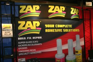 ZAP ADHESIVES