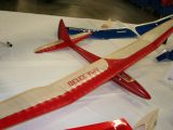 R/C Sailplane<br>Third<br>TOM RYAN<br>Zaic Thermic<br>COLUMBUS,OH USA