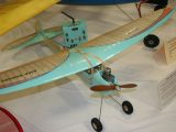 Old Timer R/C Plane<br>Third<br>PIEDNOIR JEAN-MARIE<br>THE ANSWER<br>GALENA,OH USA