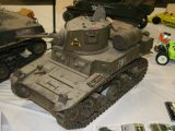 Land Vehicle<br>Second<br>BENJAMIN WEISS<br>M3AI STUART TANK<br>THOMPSON,OH USA