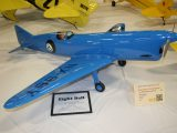 Non Military Sport Scale Plane<br>First<br>KEITH SHAW<br>EIGHT BALL PYLON RACER<br>ANN ARBOR,MI USA