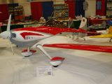 Non Military Sport Scale Plane<br>Third<br>HELMUT SCHMITTER<br>RV 4 42%<br>ONTARIO CANADA
