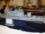 Military Scale Boat<br>Second<br>ROB CRAWFORD<br>USS CROCKETT PG-88<br>FORT GRATIOT,MI USA