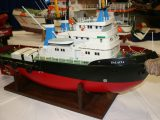 Working Vessel Unarmed Boat<br>Third<br>JOSEPH MARCONI & MASON<br>Amsterdam Tug by Latina Models<br>TOLEDO,OH USA