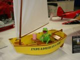 Pleasure Boat<br>First<br>SCOTT BLACK<br>KERMIT'S DINGHY<br>PITTSBORO,IN USA