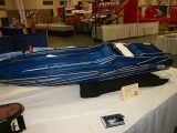 Competition Boat<br>First<br>JOHN SHOEMAKER<br>BONZI SPORTS 84″ APACHE<br>LIVONIA,MI USA