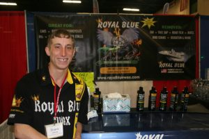 Royal Blue Appearance Products