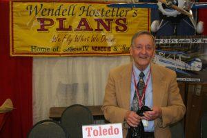 Wendell Hostetler's Plans