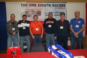 One Eighth Racers