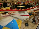 Old Timer R/C Plane<br>Second<br>TOM BOICE<br>KG Cabin<br>XENIA,OH USA