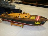 Military Scale Boat<br>Third<br>JEFF KIPFER<br>RAF Air Sea Rescue Launch<br>WATERLOO,ONTARIO CANADA