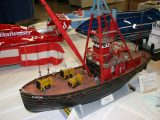 Working Vessel Unarmed Boat<br>First<br>STEPHEN BROWN<br>BLAIRSTOWN<br>TRAVERSE CITY,MI USA