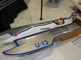 Competition Boat<br>Third<br>Robert Zola<br>U-13 Miss Natural Light<br>St. Claire Shores,MI USA