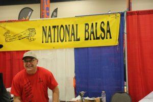 The National Balsa Airplane Build Demo