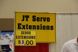 J&T Servo Extensions