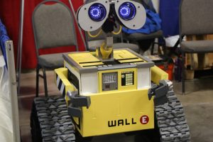 Wall-E the Robot